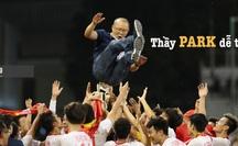 Có một thầy Park dễ thương!