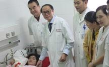 Cô gái Quảng Nam bệnh viện trả về hồi phục kỳ diệu, vượt qua cửa tử