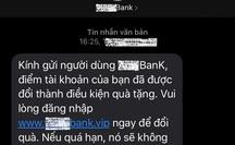 Bộ Công an cảnh báo giả mạo tin nhắn thương hiệu để lừa đảo