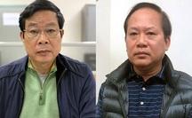Sáng mai, 2 nguyên bộ trưởng Nguyễn Bắc Son và Trương Minh Tuấn hầu toà