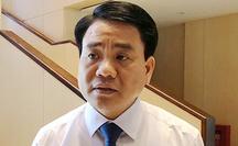 Bí thư và Chủ tịch Hà Nội nói gì về vụ Nhật Cường?