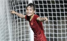 Tuyển nữ Việt Nam - Philippines: 2-0
