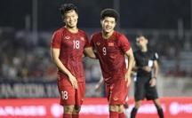 Báo châu Á hết lời khen U22 Việt Nam