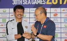 HLV Indonesia Indra Sjafri: HLV Park Hang-seo đã bị phạt thẻ vàng, còn tôi thì chưa!