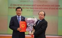 """Bộ Tài chính lên tiếng về việc bổ nhiệm """"thần tốc"""" lãnh đạo Sở Giao dịch chứng khoán Hà Nội"""