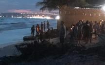 Tìm thấy thi thể 4 du khách tử vong khi tắm biển ở Bình Thuận