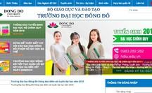 Ai tiếp tay cho Trường ĐH Đông Đô?
