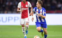 Heerenveen thảm bại trước Ajax, người hâm mộ Việt Nam gọi tên Đoàn Văn Hậu