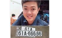 """Giữa tâm """"bão mạng"""", chủ xe hơi bốc được số 61A-666.66 trao đổi riêng với Báo Người Lao Động"""