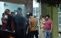 Xô xát tại quán karaoke, 2 cảnh sát bị thương phải nhập viện