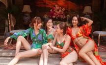 Ninh Dương Lan Ngọc đọ bikini cùng mỹ nhân Việt