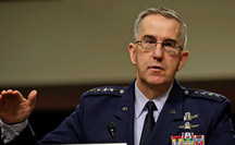 """Tướng Mỹ """"choáng"""" với tốc độ phát triển tên lửa của Triều Tiên"""