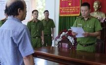 Bắt nguyên Tổng giám đốc Công ty CP Du lịch tỉnh Bà Rịa - Vũng Tàu