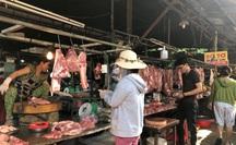 Chợ ế toàn tập, người bán trái cây, thịt heo khóc ròng