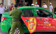 Cảnh sát khu vực ở Cần Thơ bị đâm chết khi đang làm nhiệm vụ chiều 30 Tết