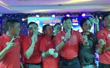 """Nghị định 100 và chuyện cầu thủ Việt ủng hộ """"Uống rượu bia, không lái xe"""""""