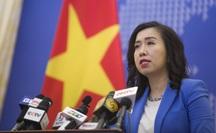 Việt Nam nêu quan điểm về công hàm Biển Đông của Anh, Pháp, Đức
