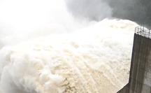 Quảng Nam mưa lớn, Quốc lộ 40B bị chia cắt, thủy điện đang xả lũ