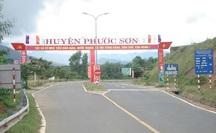 """Trộm """"viếng"""" trụ sở huyện ở Quảng Nam, lấy hàng chục triệu đồng"""