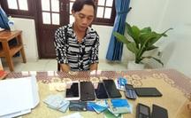 Bắt khẩn cấp đối tượng chiếm đoạt tiền ủng hộ người phụ nữ mất chồng ở Rào Trăng 3