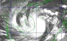 Bão số 9 giật cấp 17 đang áp sát Đà Nẵng-Phú Yên, đảo Lý Sơn gió giật 26 m/giây