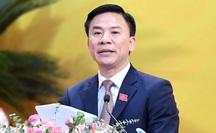 Thanh Hóa có Bí thư Tỉnh ủy kế nhiệm ông Trịnh Văn Chiến