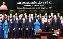 Ông Trần Lưu Quang được phân công giữ nhiệm vụ Phó Bí thư Thường trực Thành ủy TP HCM