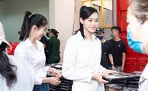Không nhận ra Tân Hoa hậu Việt Nam Đỗ Thị Hà sau đăng quang