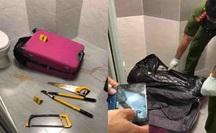 Sát hại đồng hương, vì sao giám đốc Hàn Quốc không phi tang vali chứa thi thể?