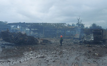 Danh tính 4 người Việt bị thương trong vụ cháy nổ kinh hoàng ở Lào