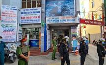 Công an Đồng Nai bao vây khám xét nhà thuốc Sơn Minh - Sĩ Mẫn ở Biên Hòa