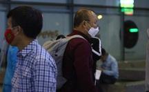 HLV Park Hang-seo trở lại Việt Nam, vội vã rời khỏi sân bay Nội Bài