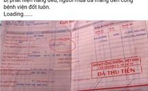 NÓNG: Công an vào cuộc vụ Giám đốc BV Gò Vấp bị tố trục lợi khẩu trang