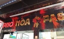 Kết luận điều tra vụ nhóm người tạt sơn, bỏ gián vào tô Phở Hòa Pasteur