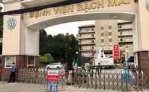 CLIP: Cách ly toàn Bệnh viện Bạch Mai, ngừng đón tiếp bệnh nhân