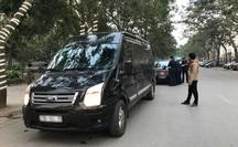KHẨN: Dừng hoạt động xe hợp đồng, xe du lịch đến Hà Nội và TP HCM để chặn dịch Covid-19