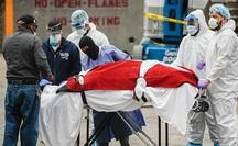 Covid-19: Mỹ có hơn 5.000 người chết, Anh, Tây Ban Nha tăng ca tử vong quá nhanh