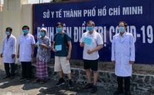 TP HCM: Bệnh nhân mắc Covid-19 tham gia Thánh lễ ở Malaysia được xuất viện