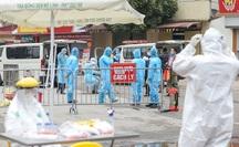 Phong tỏa toàn bộ thôn gồm 1.825 người liên quan ca bệnh Covid-19 số 243