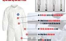 [Infographic] 450.000 bộ đồ chống Covid-19 từ Việt Nam chuyển đến Mỹ có gì đặc biệt?