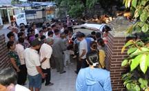 Chết ở công trường, thi thể nạn nhân nghi để trong cốp ôtô chở giao gia đình