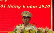 Thứ trưởng Bộ Công an đến Đồng Nai công bố 3 quyết định nhân sự lãnh đạo