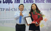 """Toàn cảnh lễ trao giải cuộc thi """"Lắng nghe người dân hiến kế"""" của Báo Người Lao Động"""