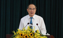 Bí thư Thành ủy TP HCM nói về việc một số cán bộ của TP bị khởi tố