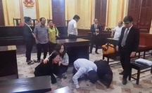 Chánh án TAND TP HCM lên tiếng vụ bị đơn đòi nhảy lầu