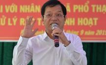 Vì sao công an điều tra quyết định cho thôi chức ông Lê Viết Chữ được tung lên mạng?