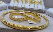 Đầu tuần, giá vàng SJC bật tăng mạnh