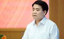 Bộ Công an: Ông Nguyễn Đức Chung liên quan tới 3 vụ án