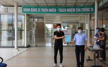 Tin vui: 2 bệnh nhân Covid-19 đầu tiên ở Quảng Nam xuất viện