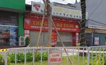 Phong tỏa khu phố, truy vết F1 và F2 trong trường học của nam sinh 15 tuổi mắc Covid-19